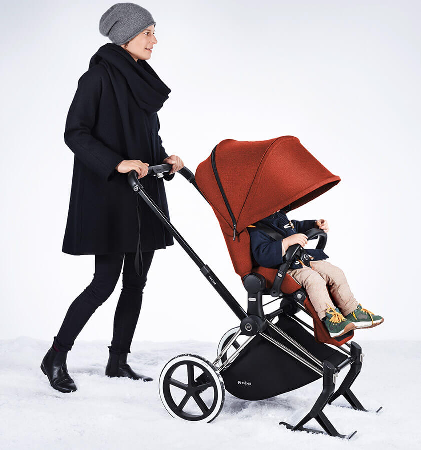 Have You Seen The Cybex Priam? - Mummy's Zone Katherine Heigl Pregnancy