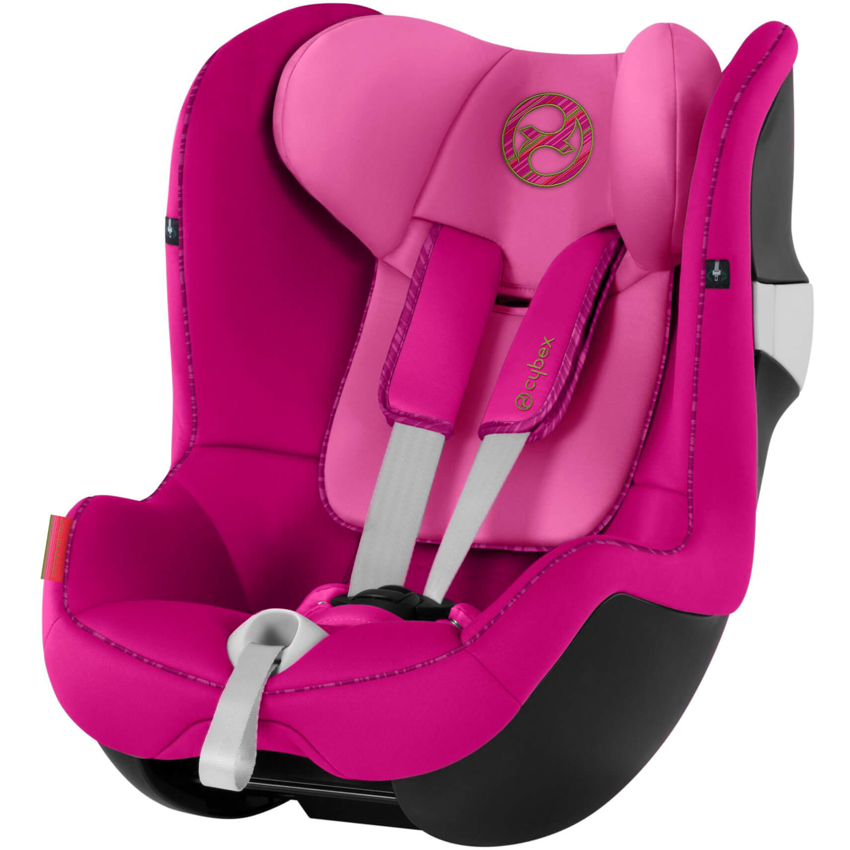 cybex sirona m2 i size fancy pink reboard child seat. Black Bedroom Furniture Sets. Home Design Ideas
