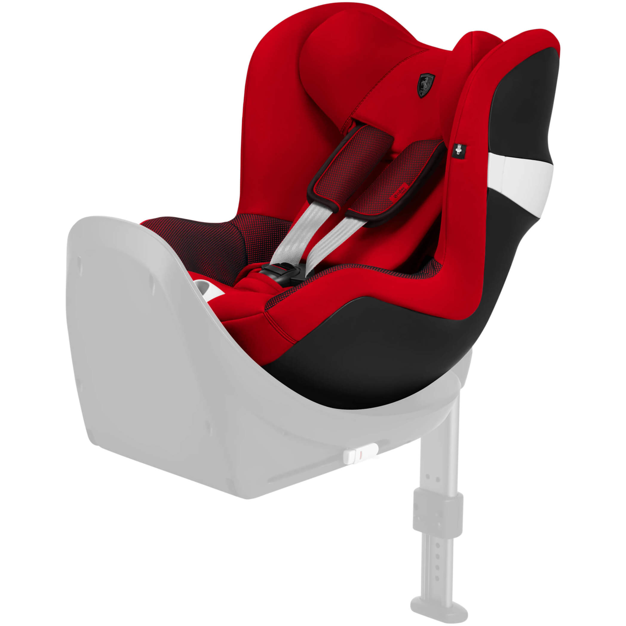 cybex sirona m2 i size racing red scuderia ferrari child. Black Bedroom Furniture Sets. Home Design Ideas