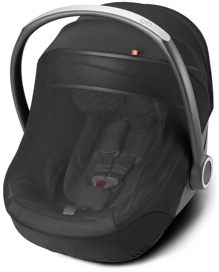 goodbaby mosquito net black for idan baby car seat. Black Bedroom Furniture Sets. Home Design Ideas