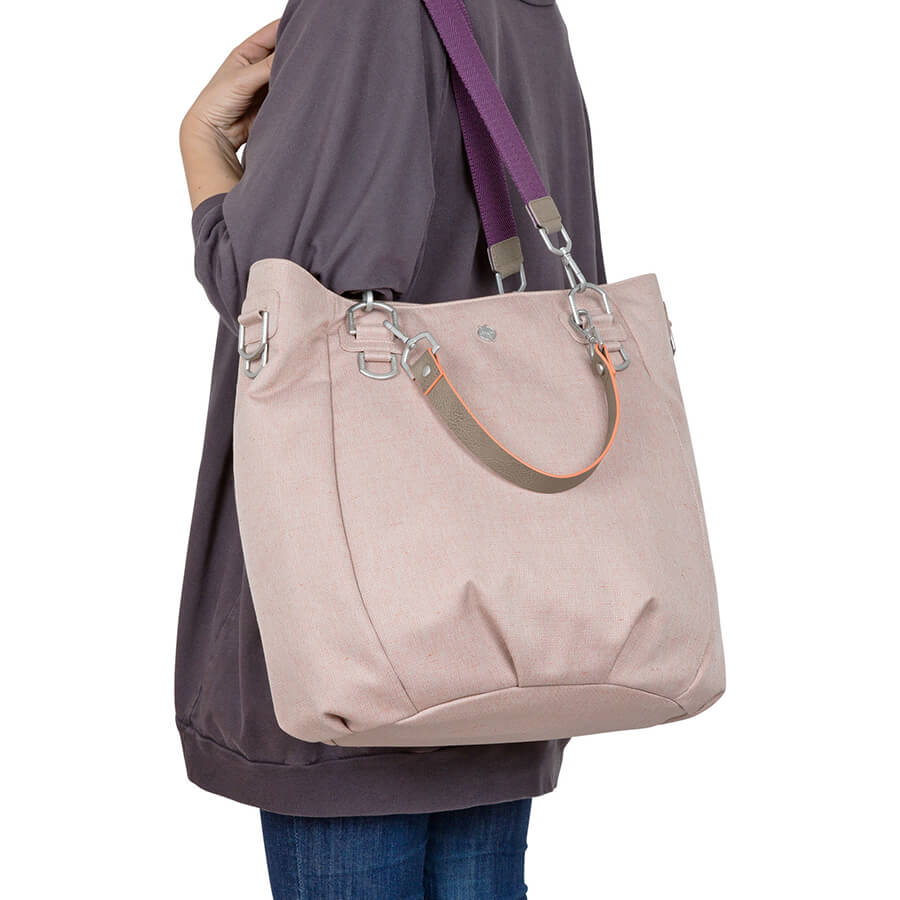 L 228 Ssig Mix 180 N Match Bag Rose Diaper Bag
