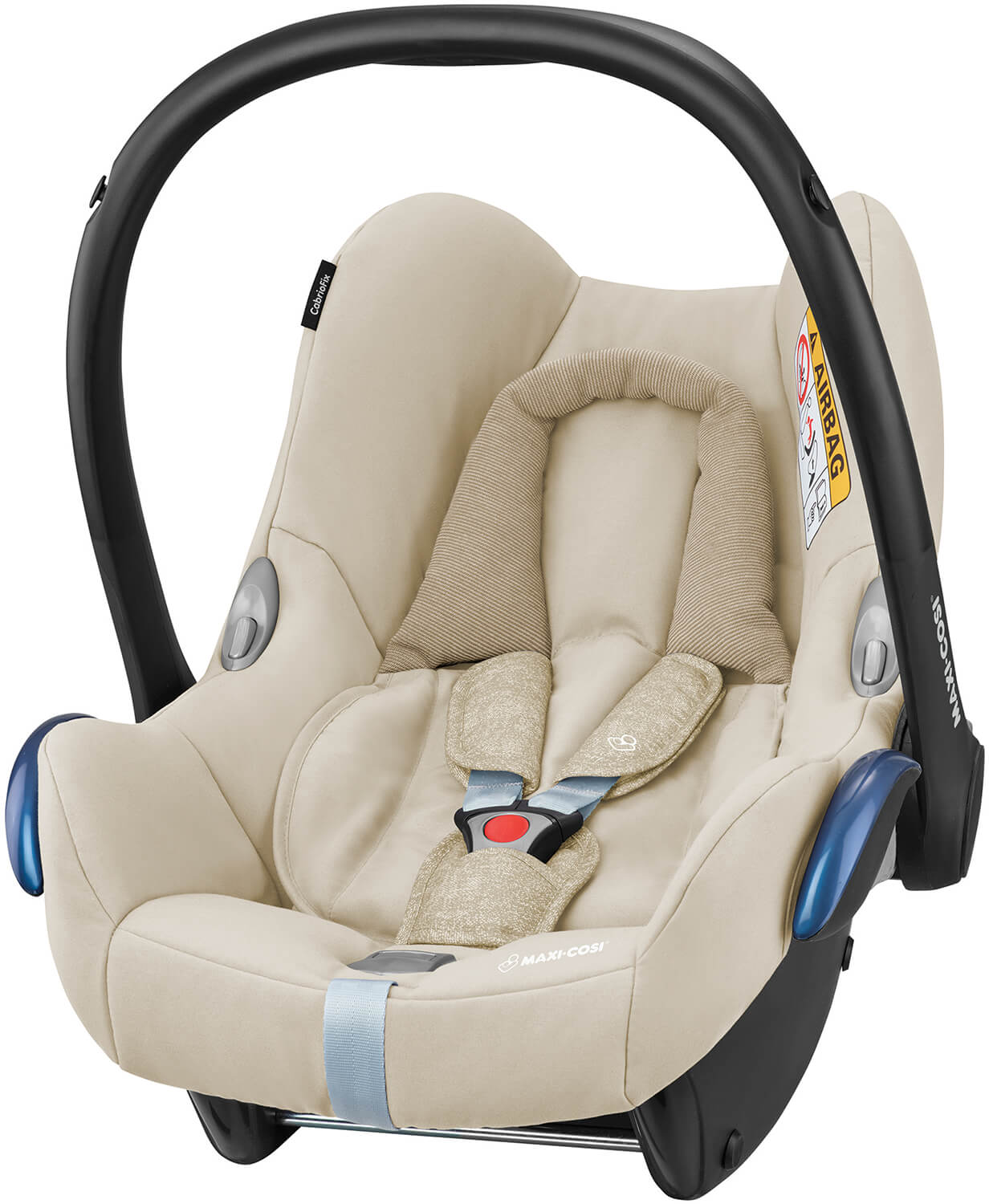 Maxi Cosi Cabriofix Infant Carrier Nomad Sand