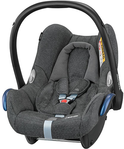 Maxi Cosi Cabriofix Infant Carrier Sparkling Grey
