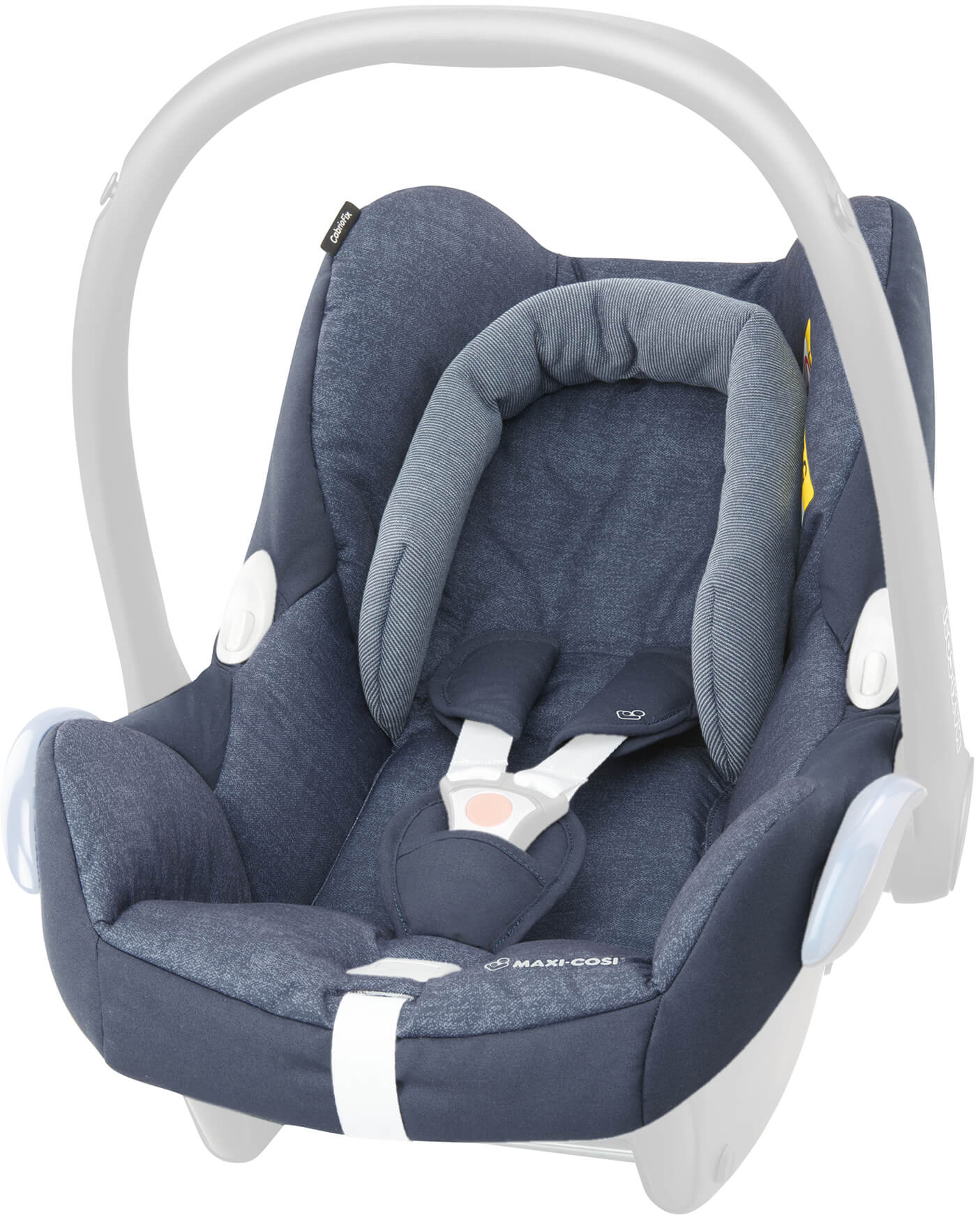 maxi cosi cabriofix cover complete nomad blue from the. Black Bedroom Furniture Sets. Home Design Ideas