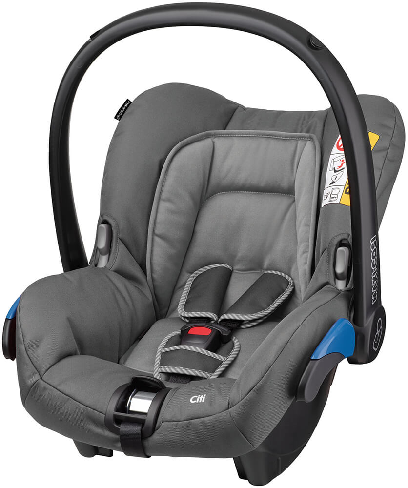 maxi cosi citi concrete grey infant carrier. Black Bedroom Furniture Sets. Home Design Ideas