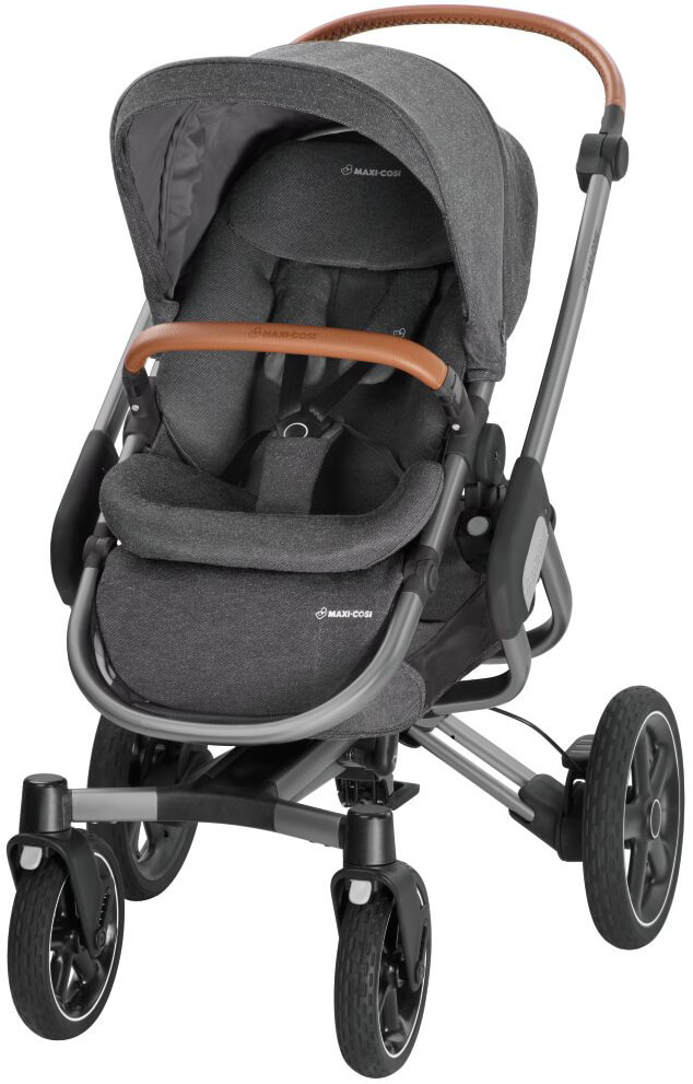 maxi cosi nova 4 wheel stroller sparkling grey 2018. Black Bedroom Furniture Sets. Home Design Ideas