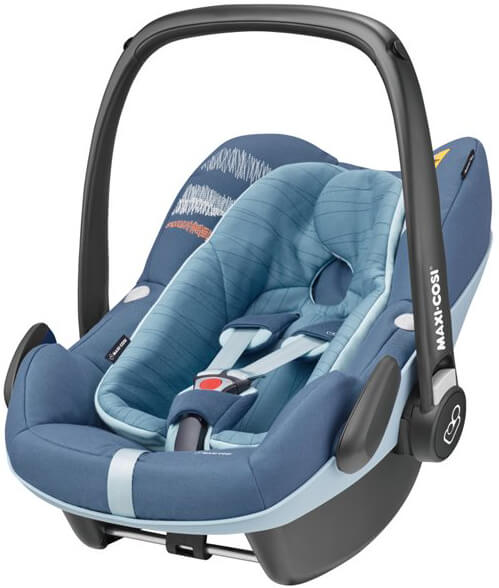 maxi cosi pebble plus frequency blue i size babyschale 2018. Black Bedroom Furniture Sets. Home Design Ideas