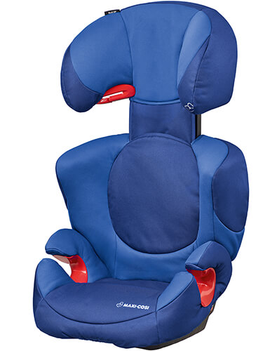 maxi cosi rodi xp electric blue child seat. Black Bedroom Furniture Sets. Home Design Ideas