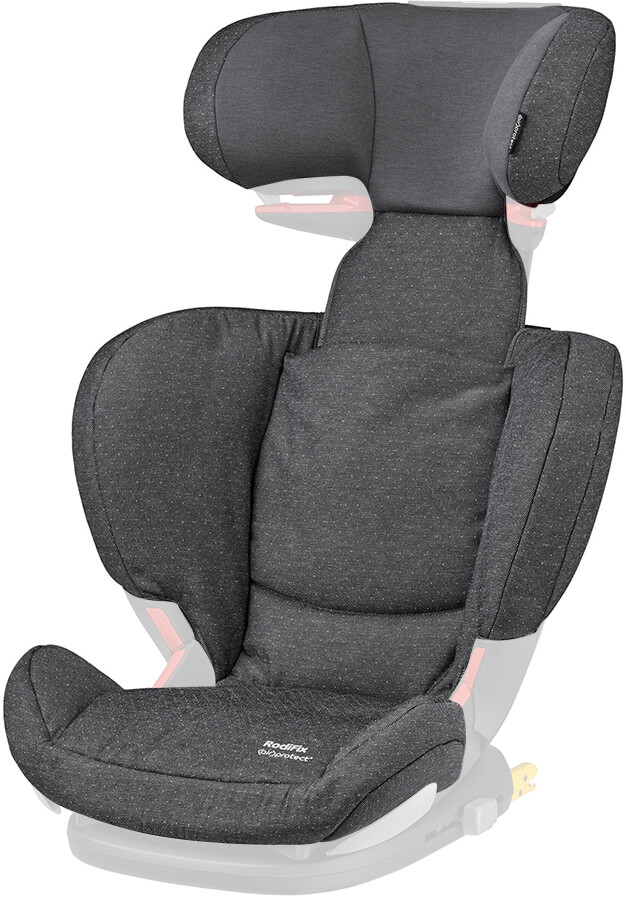 maxi cosi rodifix air protect seat cover sparkling grey. Black Bedroom Furniture Sets. Home Design Ideas
