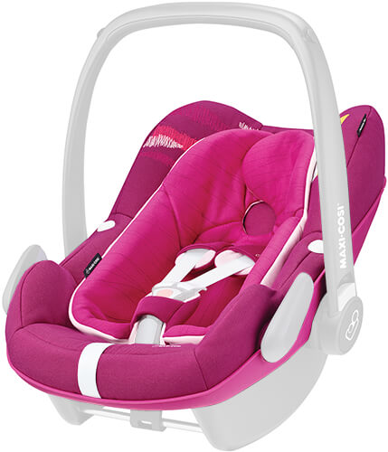 maxi cosi seat cover frequency pink pebble plus 2018. Black Bedroom Furniture Sets. Home Design Ideas