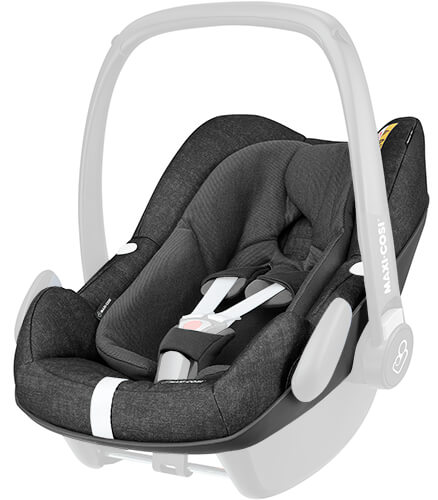 maxi cosi seat cover nomad black pebble plus 2018. Black Bedroom Furniture Sets. Home Design Ideas