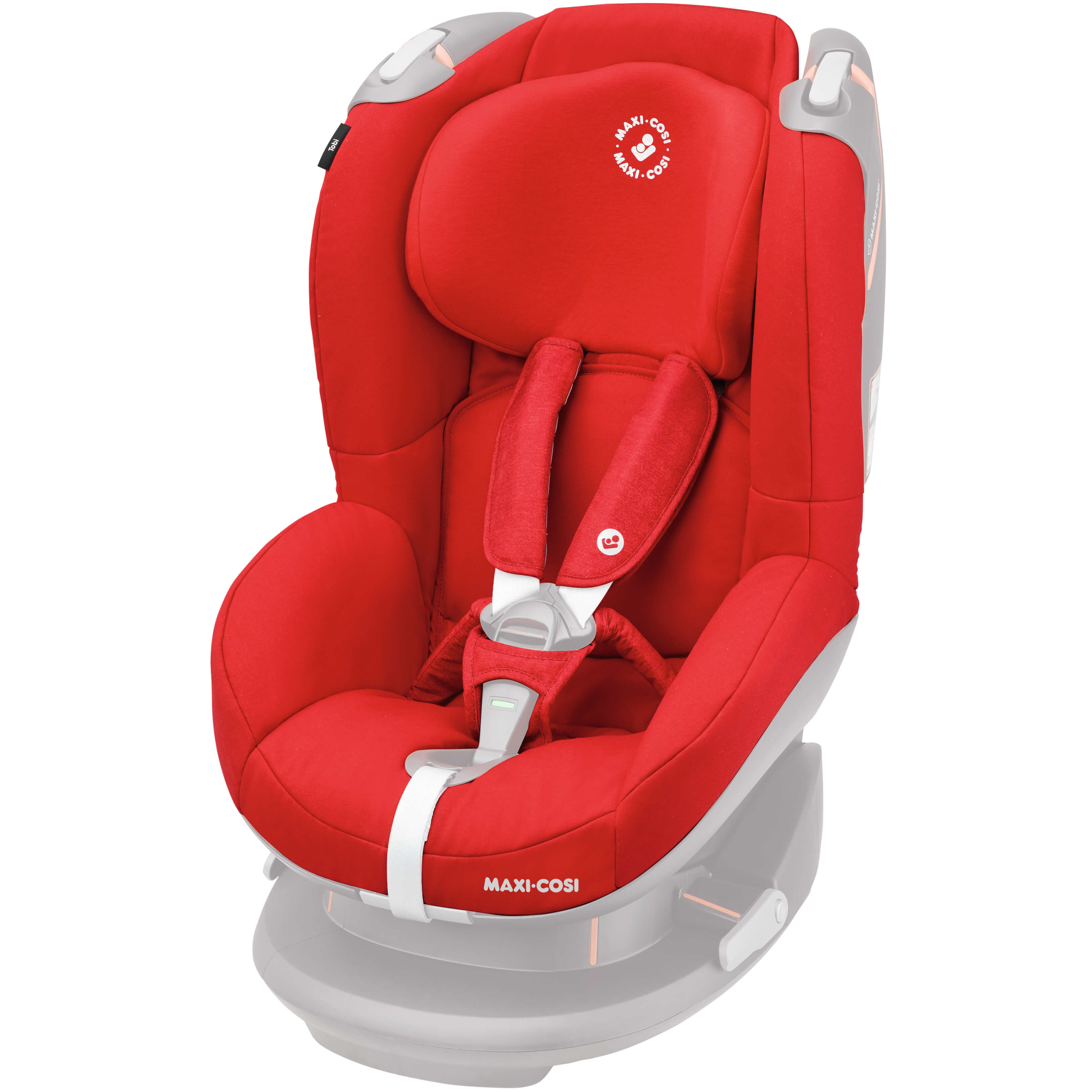 Maxi Cosi Seat Cover Set For The Tobi Child Seat Nomad Red