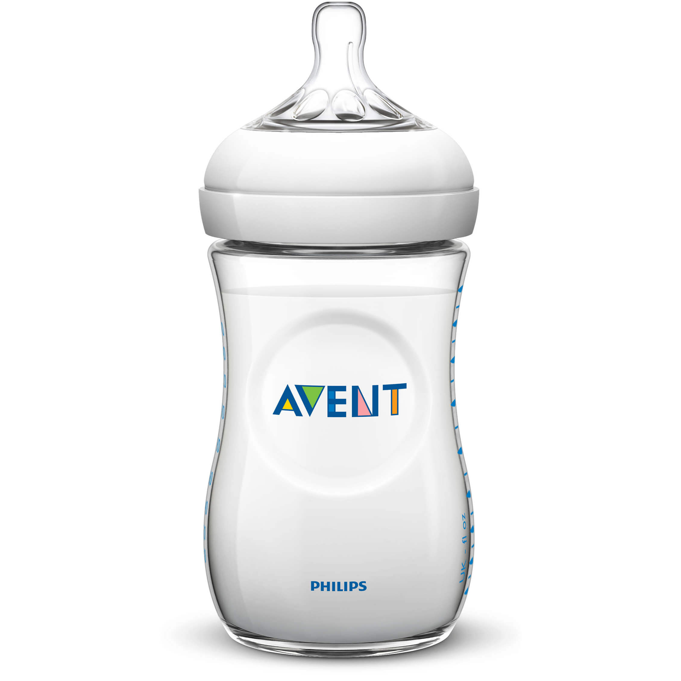 NEW Philips AVENT Classic 0 Mnths Feeding Bottle,Replacing Teat Bottle.