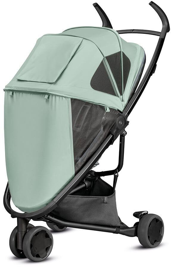 Quinny Airy Sun Canopy Frost For Zapp Flex