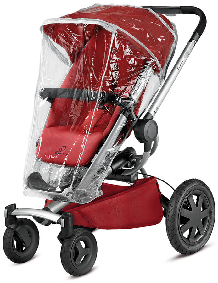 Quinny Buzz Xtra 4 - Red rumour - Stroller