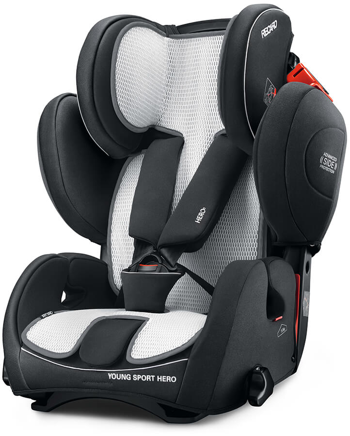 recaro air mesh cover for young sport hero. Black Bedroom Furniture Sets. Home Design Ideas