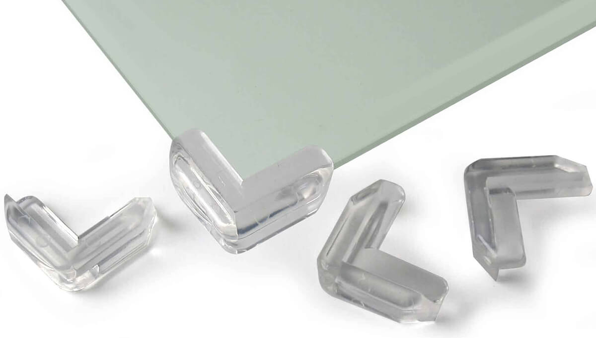 Reer Corner Protector Universal For Glass Tables